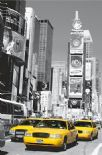Wizard + Genius Wallpaper Giant Art 00650 Times Square By Colemans